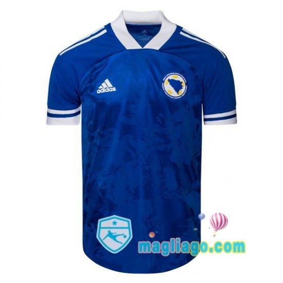 Abbigliamento Calcio Nazionale Maglia Bosnia ed Erzegovina Prima ...