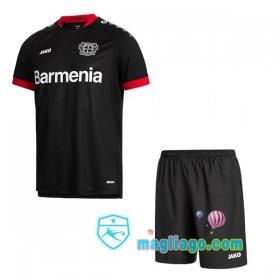 Passione Maglie Maglia Bayer 04 Leverkusen Bambino Basso Costo 20/21
